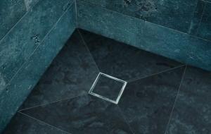 Wpusty łazienkowe punktowe