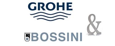 Grohe + Bossini