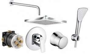 Komplet prysznicowy podtynkowy Kludi Balance KL/BAL/250kw