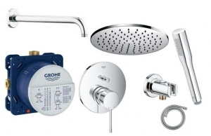 Grohe Essence shower set Smart 300