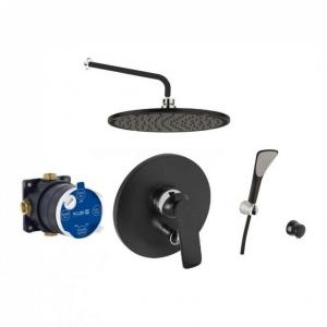 Shower set Kludi Balance Black 250
