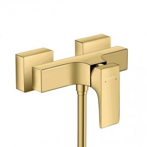 Hansgrohe Metropol bateria prysznicowa polished gold optic 32560990