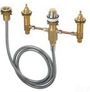 Element podtynkowy Hansgrohe 13244180