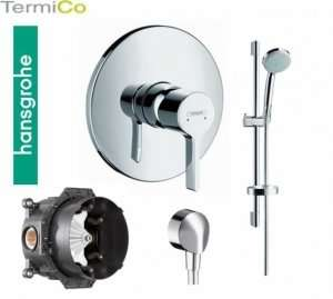 Hansgrohe Metris S 1 shower set