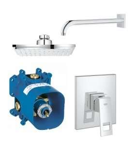 Prysznicowy zestaw natryskowy Eurocube 150 1 odbiornik