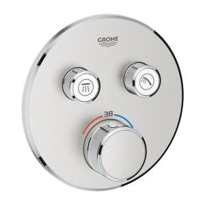 Grohe Grohtherm Smartcontrol termostat stal nierdzewna 29119DC0