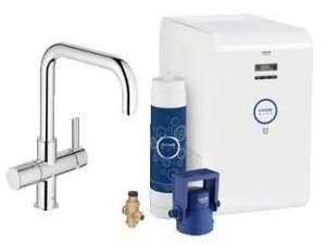 Grohe Blue Chilled zestaw startowy 31383000