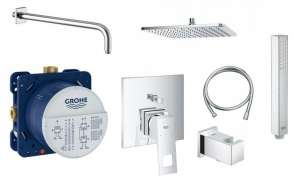 Shower set Grohe Eurocube Smart 300