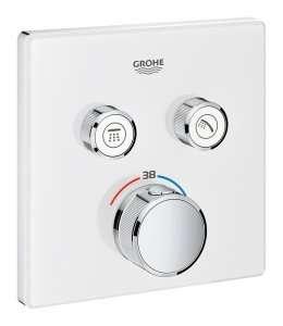Podtynkowa termostatyczna bateria wannowa Smartcontrol 29156LS0