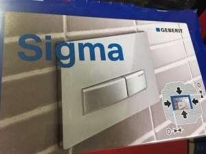 Zestaw adaptacyjny do przycisku Sigma60 243168001