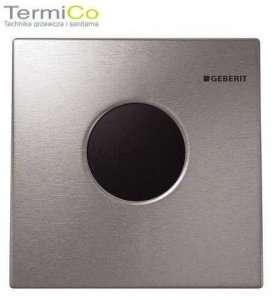 Geberit Mambo IR elektroniczny zawór spłukujący do pisuaru stal nierdzewna 230V 116.023.FW.1