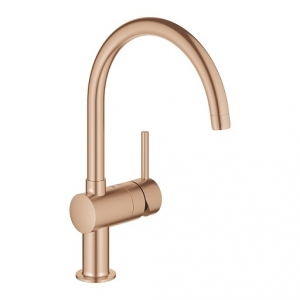 Grohe Minta bateria kuchenna brushed warm sunset 32917DL0