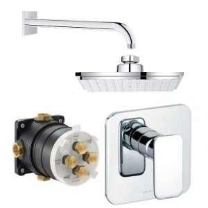 Prysznicowy pakiet podtynkowy Kludi E2