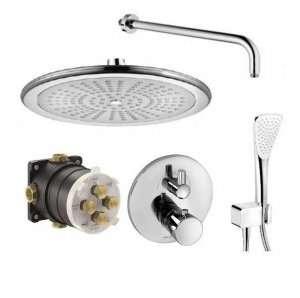Termostatyczny prysznicowy zestaw podtynkowy Balance