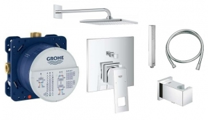 Shower set Grohe Eurocube Smart 310