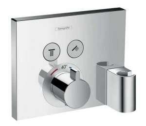 Podtynkowa bateria termostatyczna Showerselect 15765000
