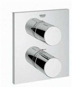 Podtynkowy termostat prysznicowy Grohe 19568000