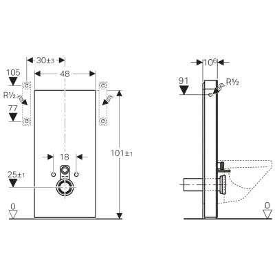 Rysunek techniczny Monolitha do wc 131022sj5-image_Geberit_131.022.SJ.5_4