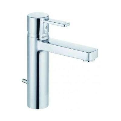 Armatura łazienkowa KLudi Zenta 382640575 - bateria umywalkowa 120 z korkiem automatycznym do umywalki.-image_Kludi_382640575_1