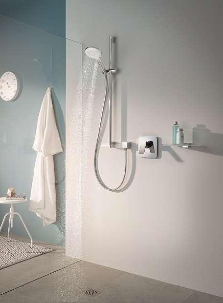 Aranżacja prysznicowej baterii podtynkowej Pure&Style -image_Kludi_406550575_4