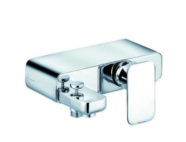 Ścienna bateria wannowa Kludi E2 494450575 bez zestawu prysznicowego-image_Kludi_494450575_1