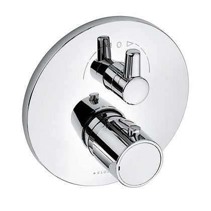 Podtynkowa bateria termostatyczna do obsługi 2 odbiorników Kludi Zenta / O-cean, do kompletowania z 88011.-image_Kludi_388300545_3