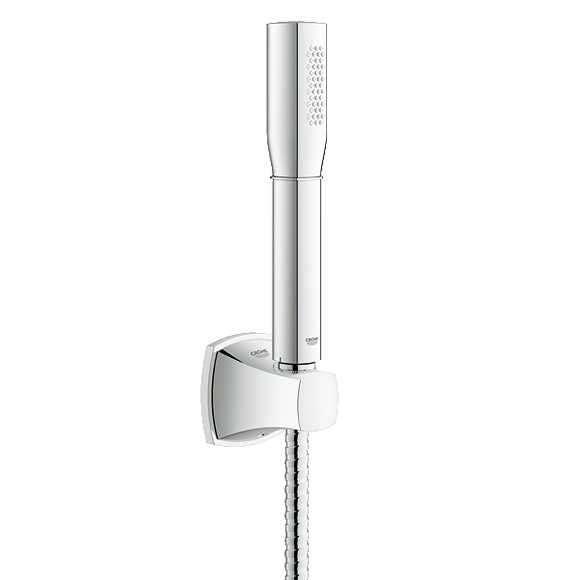 Grohe Grandera Stick kompletny ścienny zestaw prysznicowy 27993000 - idealny do baterii wannowych. -image_Grohe_27993000_1
