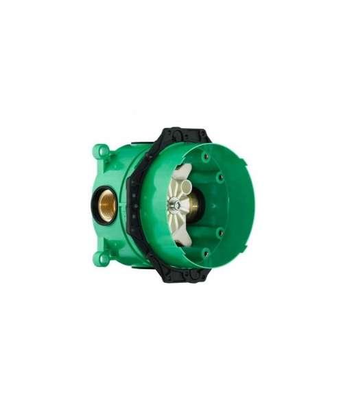 Serce każdej podtynkowej baterii prysznicowej i wannowej marki Hansgrohe - Ibox 01800180-image_Hansgrohe_01800180_3