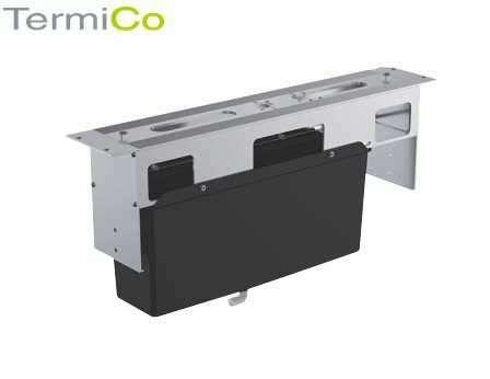 Obrazek elelemntu podtynkowego do 4 otworowych baterii wannowych marki Grohe - nr. 29037000.-image_Grohe_29037000_3