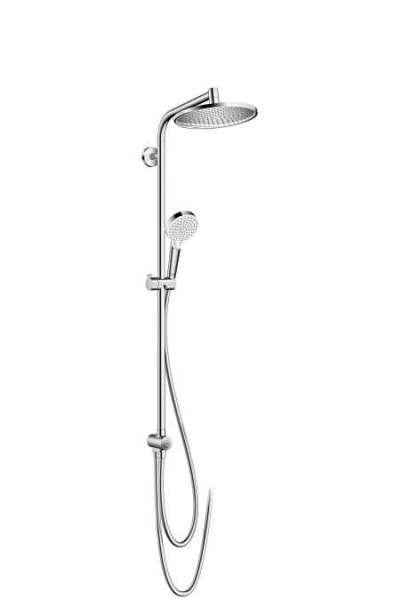 Hansgrohe Komplet prysznicowy Crometta S 240 1jet Reno, EcoSmart 9 l/min 27270000-image_Hansgrohe_27270000_1