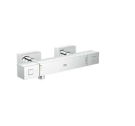 Jeden z najbardziej kwadratowych termostatów prysznicowych Grohe Grohtherm Cube 34488000.-image_Grohe_34488000_3