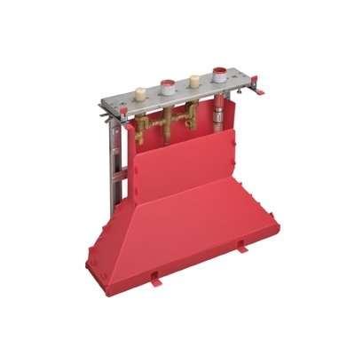 element podstawowy do montażu baterii na cokole z płytek 14445180-image_Hansgrohe_14445180_4
