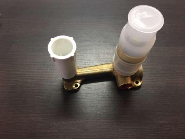 Element podtynkowy Kludi 38423 bez elementów do montażu gotowego