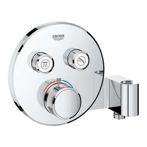 Grohe smartcontrol termostat ze zintegrowanym uchwytem 29120000 do 2 odbiorników, element zewnętrzny.-image_Grohe_29120000_1