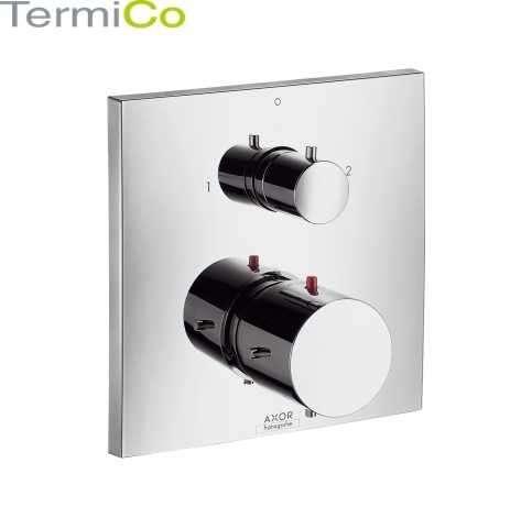 Axor Starck bateria termostatyczna z zaworem odcinającym 10726000-image_Hansgrohe_10726000_1