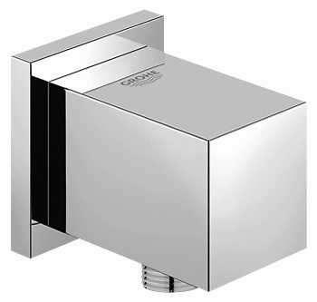 Przyłacze kątowe do podłączenia zestawu prysznicowego Grohe Eurocube 27704000.-image_Grohe_27704000_1