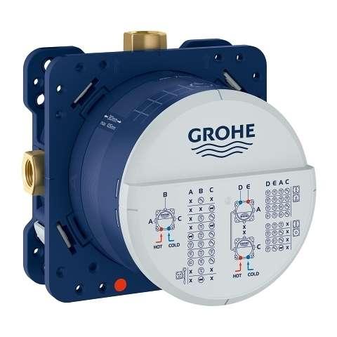 Element podtynkowy Grohe Smartbox 35600 000 dedykowany do elemntów Grohe Smartcontrol.-image_Grohe_35600000_1