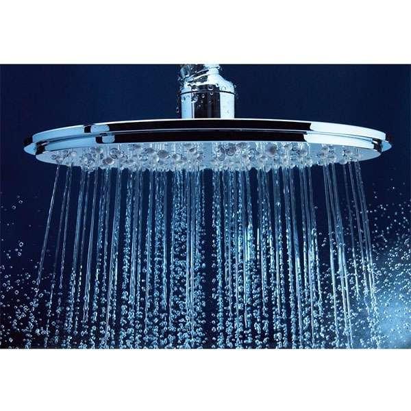 Metalowa deszczownica Grohe Rainshower o średnicy 210mm model 28368000-image_Grohe_28368000_1