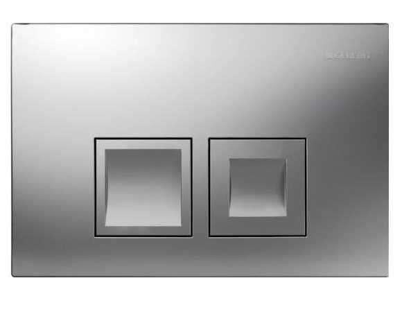 Jeden z popularniejszych przycisków spłukujących marki Geberit pasujący do spłuczki podtynkowej Duofix Basic UP100 - Delta 50 115.135.46.1-image_Geberit_115.135.46.1_3