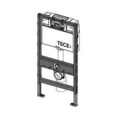 Spłuczka podtynkowa do wc H98 Tece profil 9.300.022 w komplecie ze wspornikami montażowymi.-image_Tece_9.300.022_1